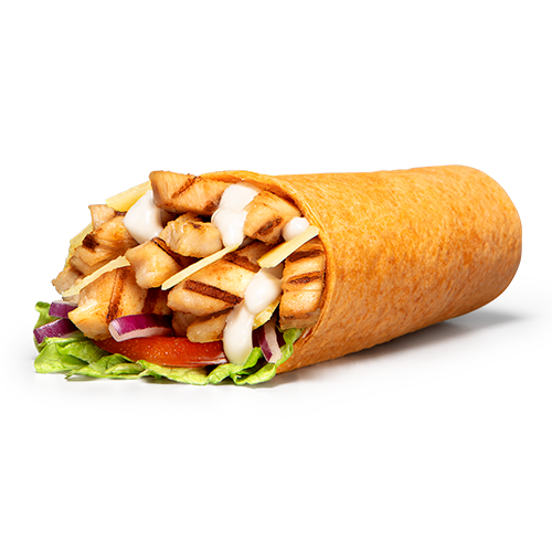 Wrap Frango Subway